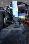 inverter and fuel tank